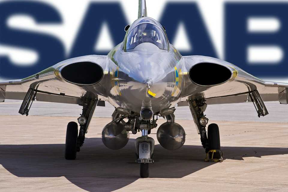 Koncern Saab wdroży nowy system ERP w dziale aeronautyki i oddziałach w RPA
