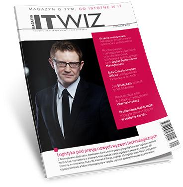 Sprawdź o czym przeczytasz w najnowszym numerze magazynu ITwiz