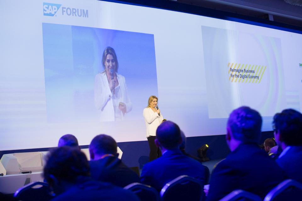 SAP Forum 2016: Cyfrowa transformacja jako szansa i zagrożenie