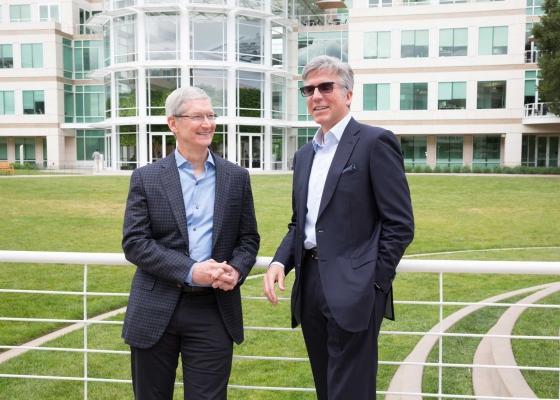 SAP i Apple pracują nad wspólnymi rozwiązaniami mobilnymi