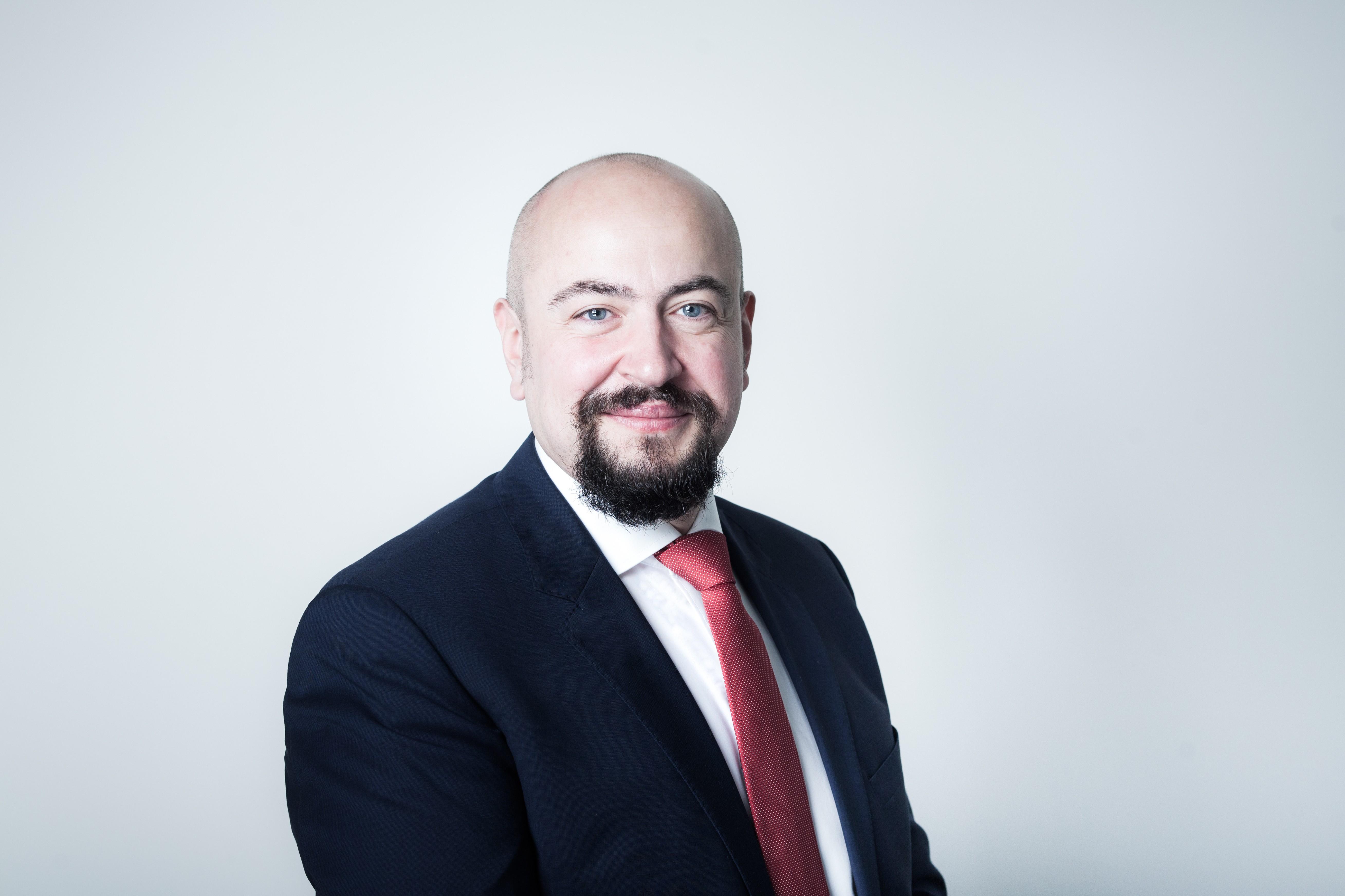 Piotr Kania, dyrektor zarządzający GFT Polska