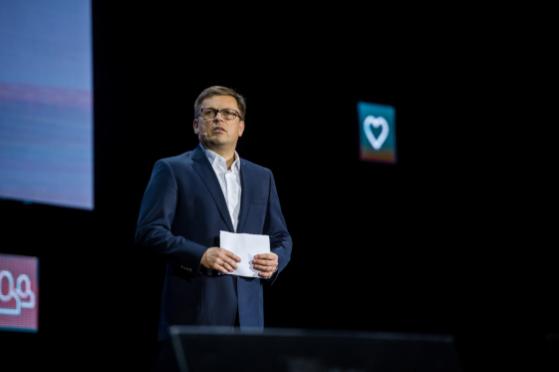 Piotr Śliwicki, prezes zarządu Ergo Hestia