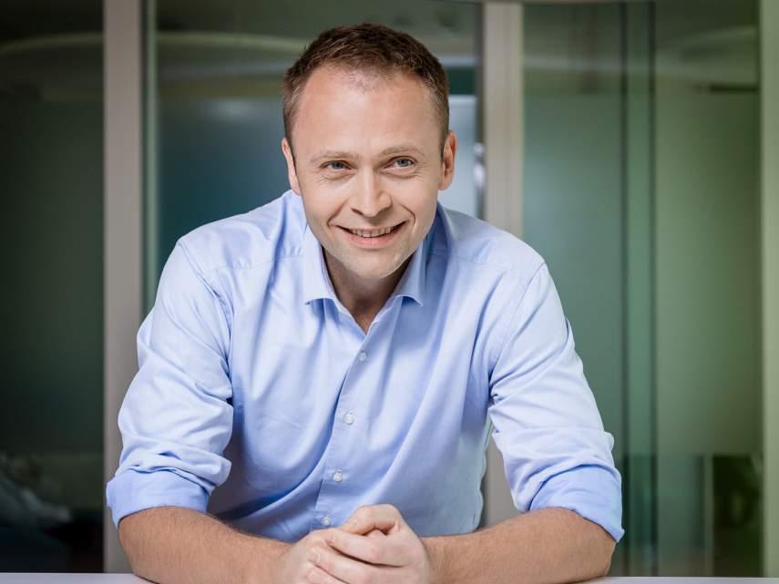 Rafał Albin szefem działu Consumer Channel Group w polskim oddziale Microsoft