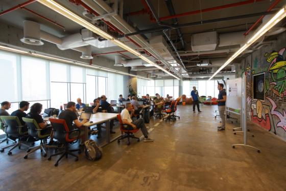 Hackathon danych publicznychorganizowany przez Ministerstwo Cyfryzacji