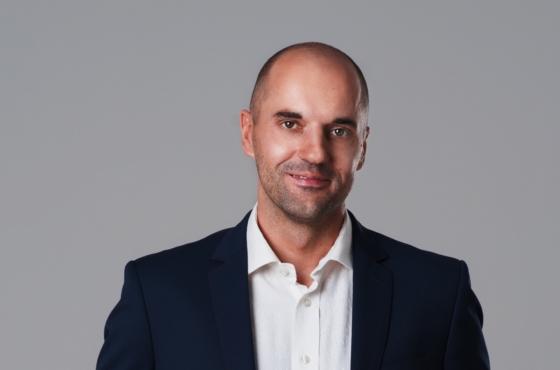 Krzysztof Janusz, dyrektor generalny intive w Polsce