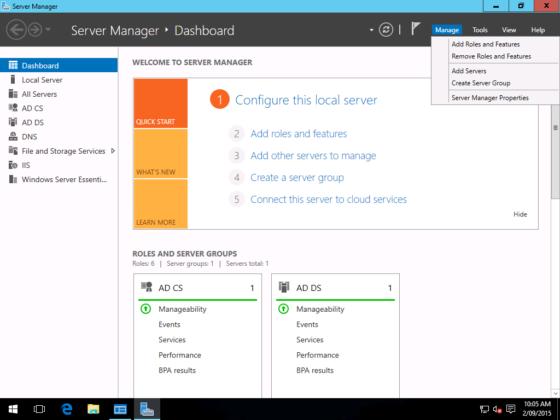 Windows Server 2016 dostępny już w Polsce