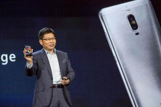 CES 2017: Huawei chce zmienić sposób korzystania z urządzeń mobilnych