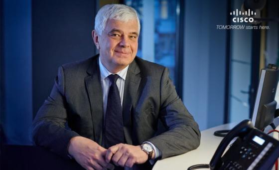 Dariusz Fabiszewski po 5 latach zdecydował się odejść z Cisco Systems