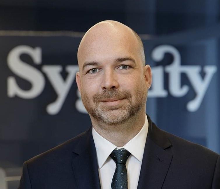 Patryk Choroś szefem nowego działu biznesowego w Sygnity