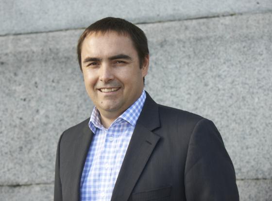 Mark Loughran dyrektorem generalnym Microsoft w Polsce