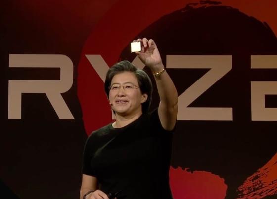 AMD wprowadza na rynek nową rodzinę procesorów Ryzen 7