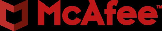 Nowe logo McAfee