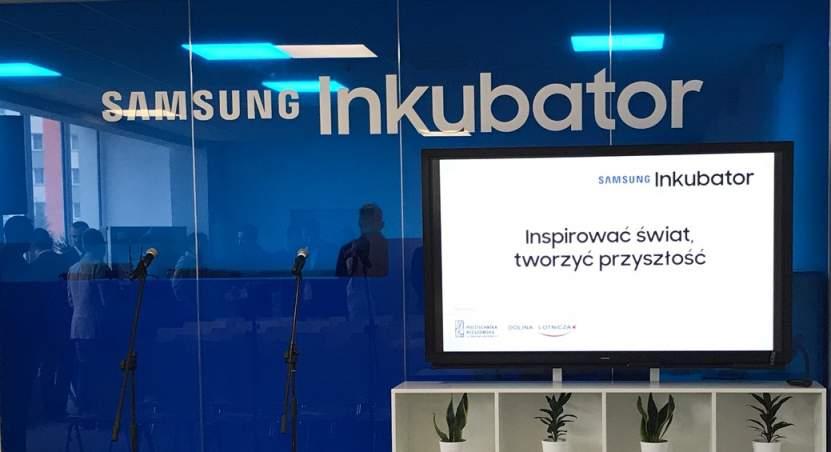 Samsung otwiera inkubator startupów w Rzeszowie