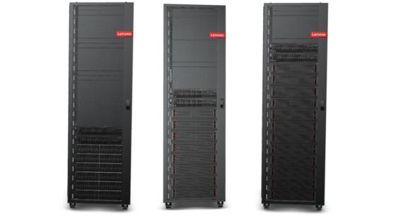 Lenovo poszerza ofertę dla definiowanych programowo centrów danych