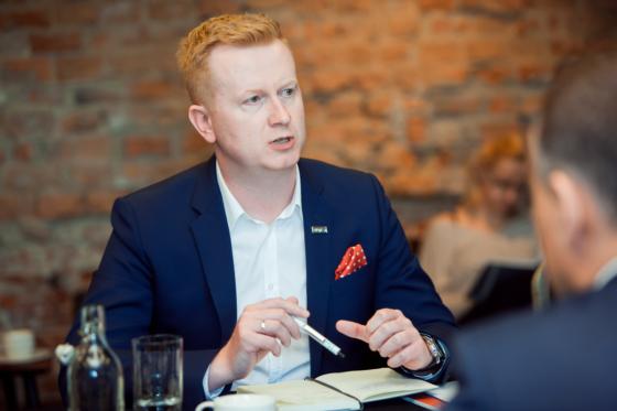 Michał Zajączkowski nowym dyrektorem generalnym HPE w Polsce