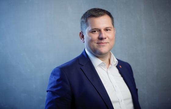Dariusz Kwieciński szefemFujitsu w Polsce i Europie Wschodniej