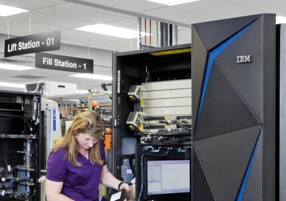 IBM prezentuje najnowszą generację komputerów mainframe IBM Z14