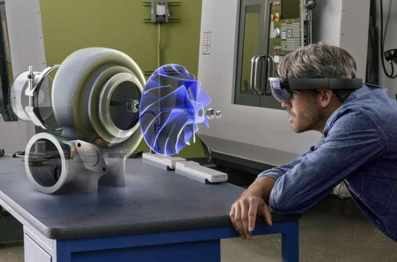 IFS pracuje nad zastosowaniami okularów Microsoft HoloLens dla pracowników terenowych