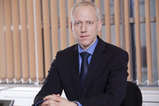 Alexander Bartz, obecny dyrektor zarządzający T-Systems Polska
