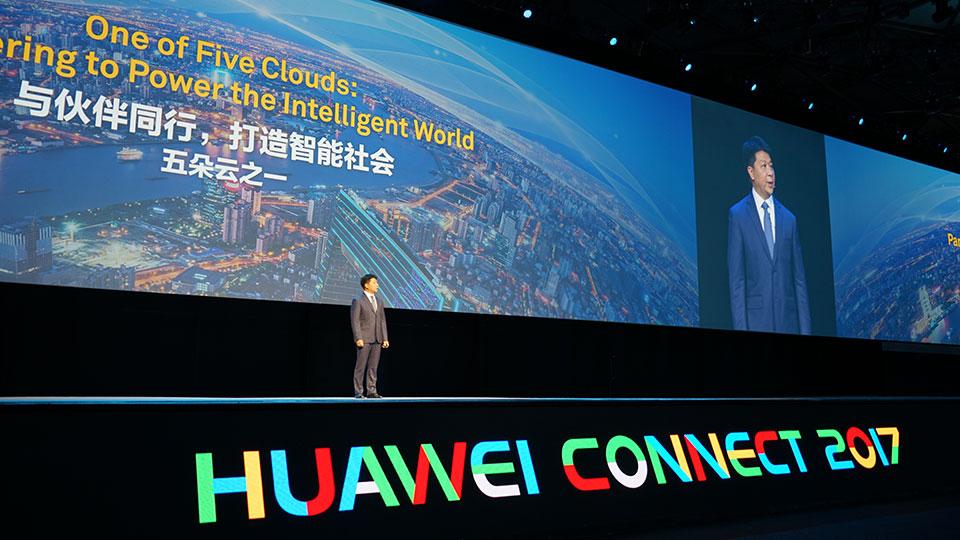 Huawei zainwestuje pół miliarda dolarów w projekty związane z cyfrową transformacją