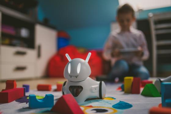 Światowa premiera polskiego robota edukacyjnego Photon