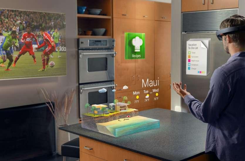 Microsoft HoloLens od 1 grudnia dostępny w Polsce