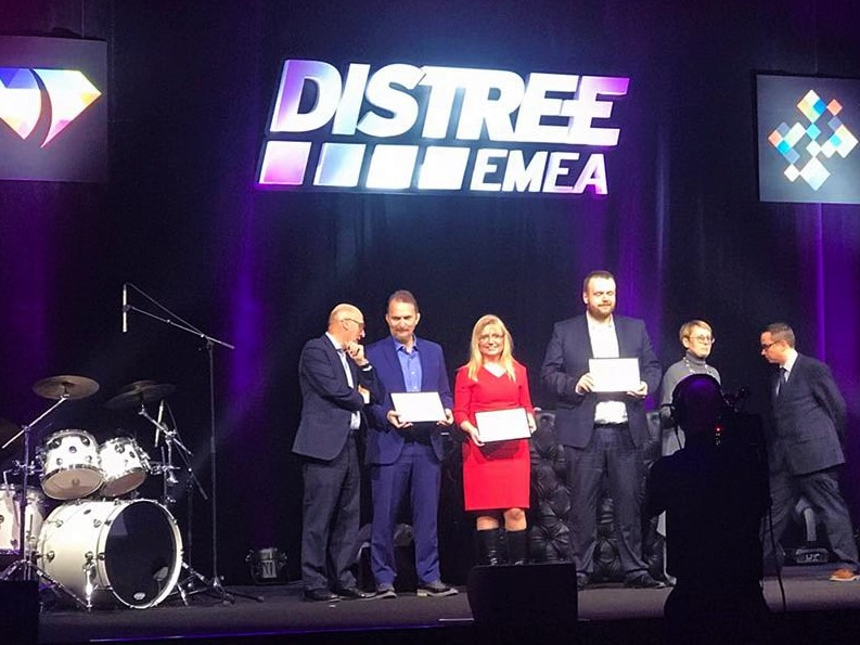 ABC Data wybrana Central & Eastern Europe Consumer Tech Distributor of the Year