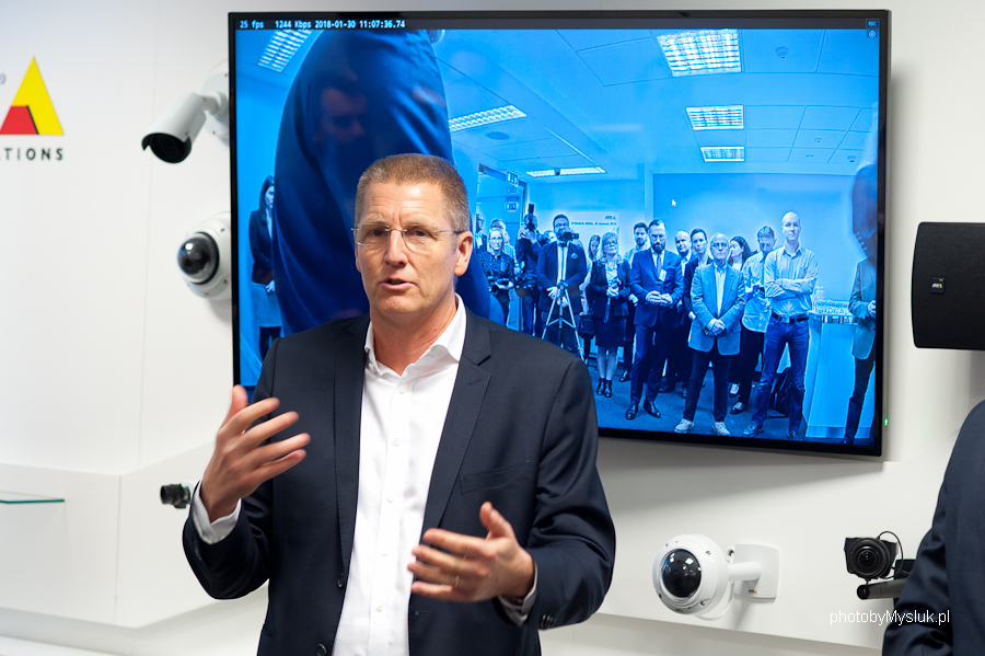 Axis Communications przenosi działalność operacyjną do nowego biura w Warszawie