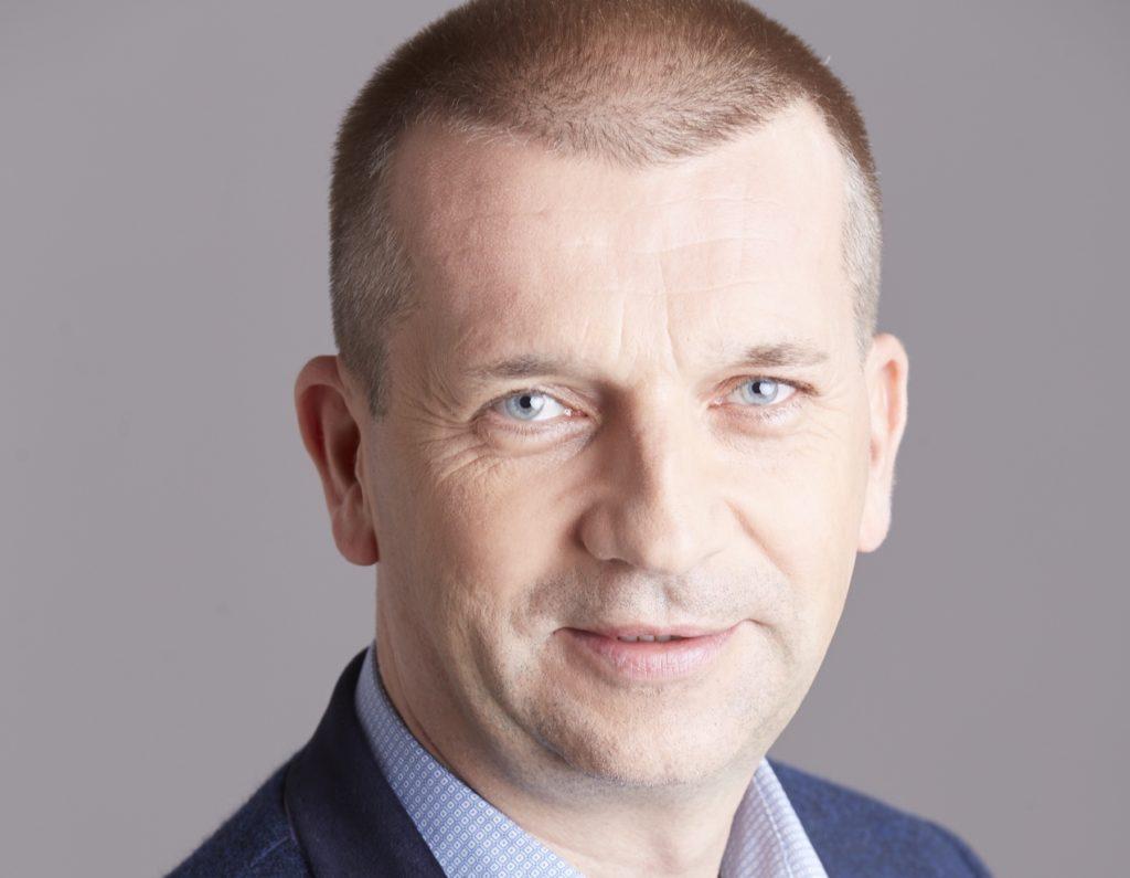 Przemysław Kucharzewski dyrektorem sektora biznesowego w NEWIND