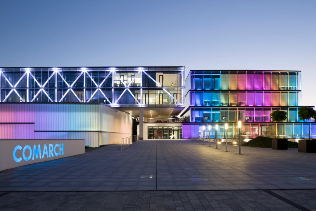 Comarch uruchomił własne data center we Francji
