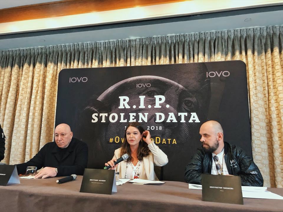IOVO: blockchain pomoże zarabiać na udostępnianiu naszych danych osobowych