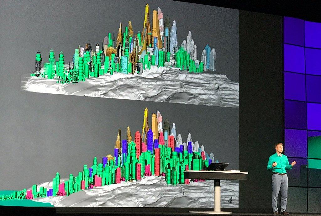 Jak powstawały metropolie w filmach Blade Runner 2049 i Zwierzogród