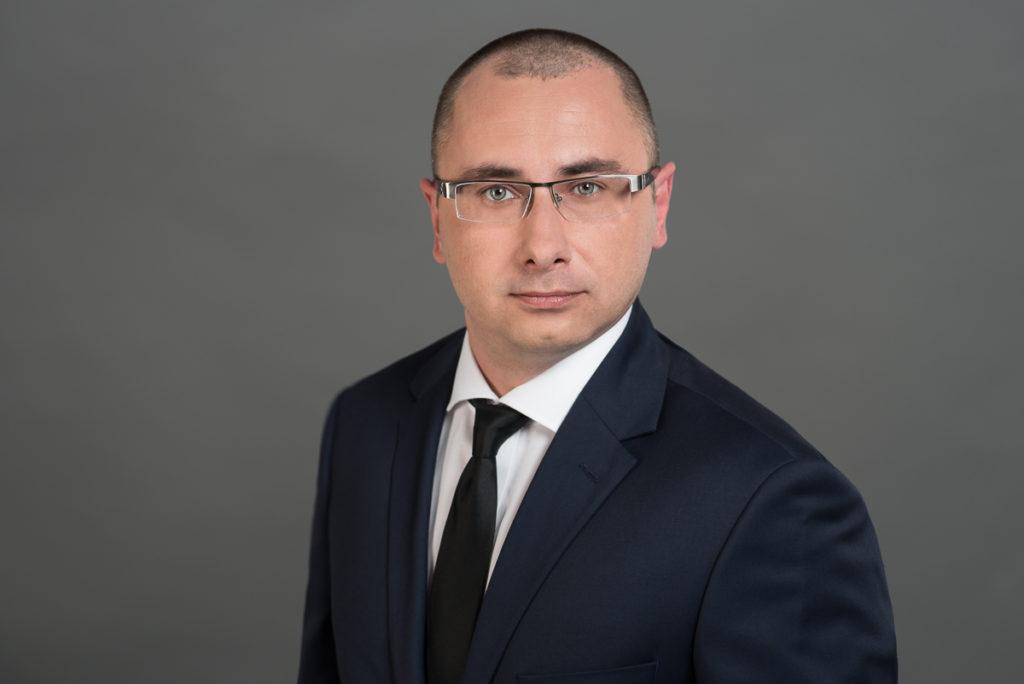 Łukasz Wacławiak szefem sprzedaży pośredniej w Sharp Polska