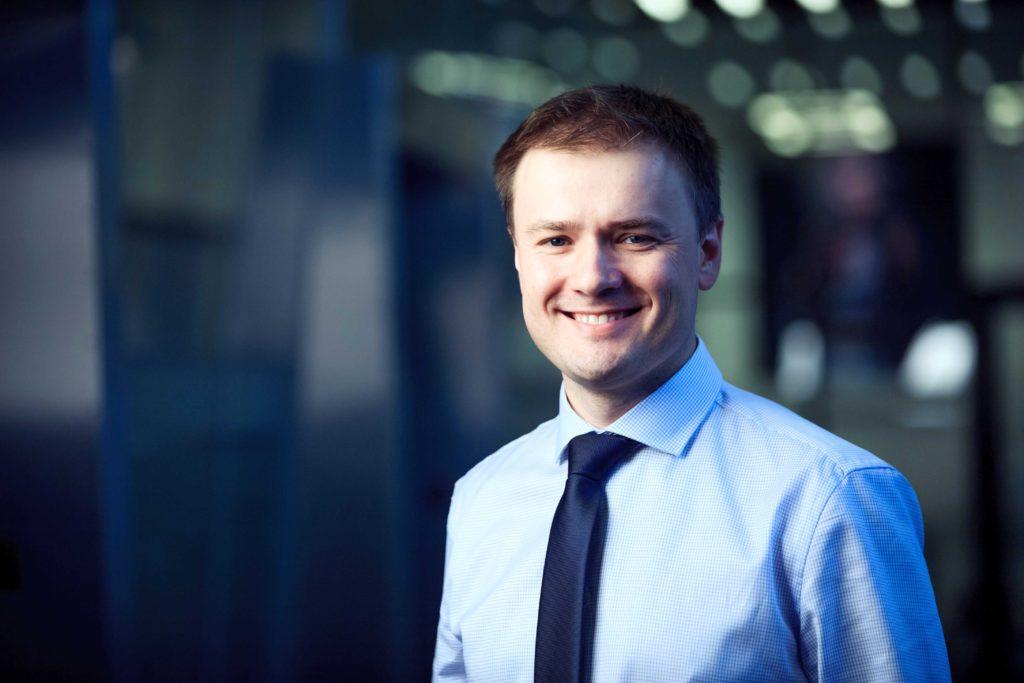 Dariusz Kubacki w zarządzie skandynawskiej Grupy KMD