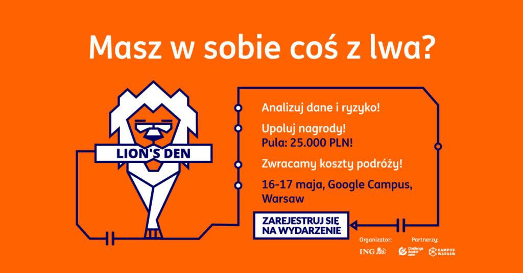 ING Bank Śląski zaprasza na ogólnopolski hackathon z analizy danych