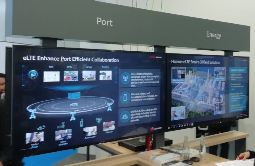 Huawei zaprezentował nowe rozwiązania eLTE dla biznesu i służb publicznych