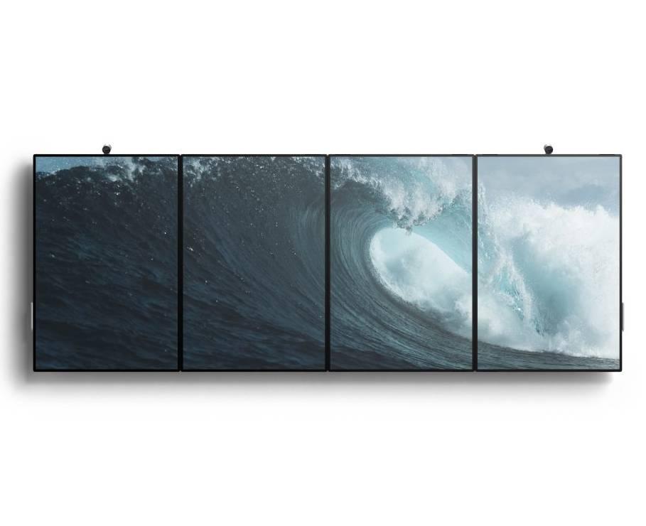 Microsoft zapowiedział nowy model interaktywnej tablicy Surface Hub 2