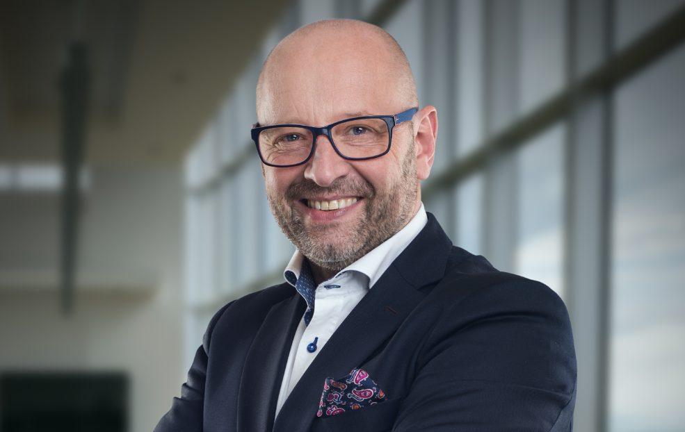 Robert Gorajek, HPE Simplivity Business Development Manager w Hewlett Packard Enterprise w Polsce