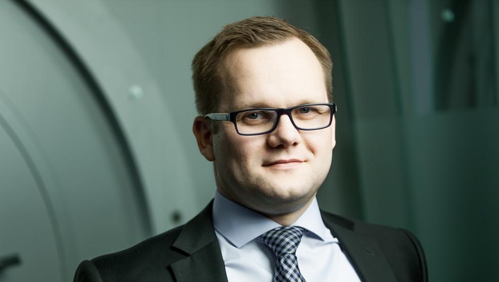 Adam Tomczak, Business Development Manager w Hewlett Packard Enterprise w Polsce