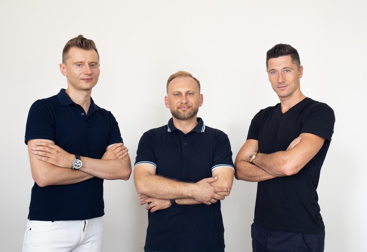 Robert Lewandowski i Dawid Urban zainwestowali w Samurai Labs