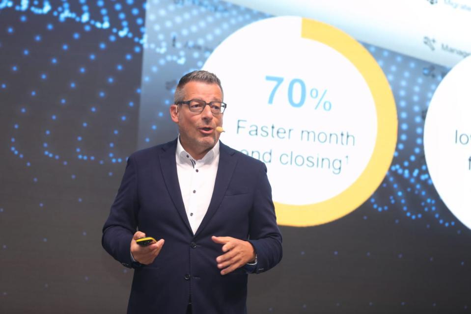 SAP o najnowszych technologiach i trendach gospodarki cyfrowej