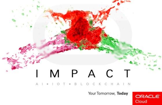 IMPACT – konferencja Oracle na temat innowacji technologicznych