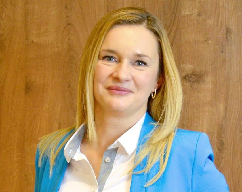 Sylwia Adamczyk szefową sprzedaży firmy Sharp w regionie