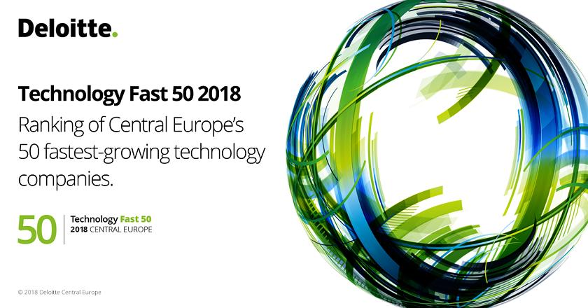 Znamy zwycięzców tegorocznego Deloitte Technology Fast 50 Central Europe