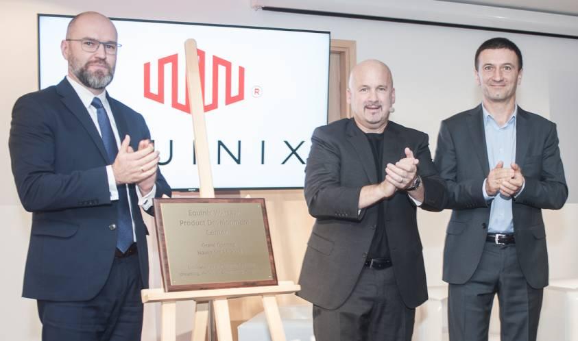 Equinix otwiera w Warszawie centrum rozwojowe, zainwestuje 45 mln dolarów