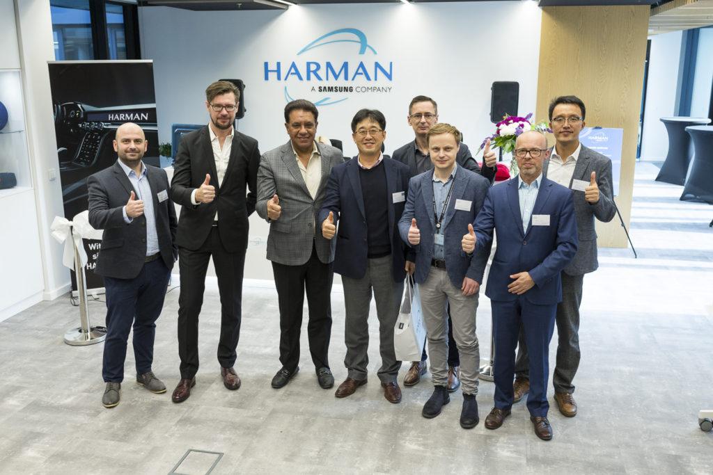 HARMAN otwiera nowe biuro w Polsce
