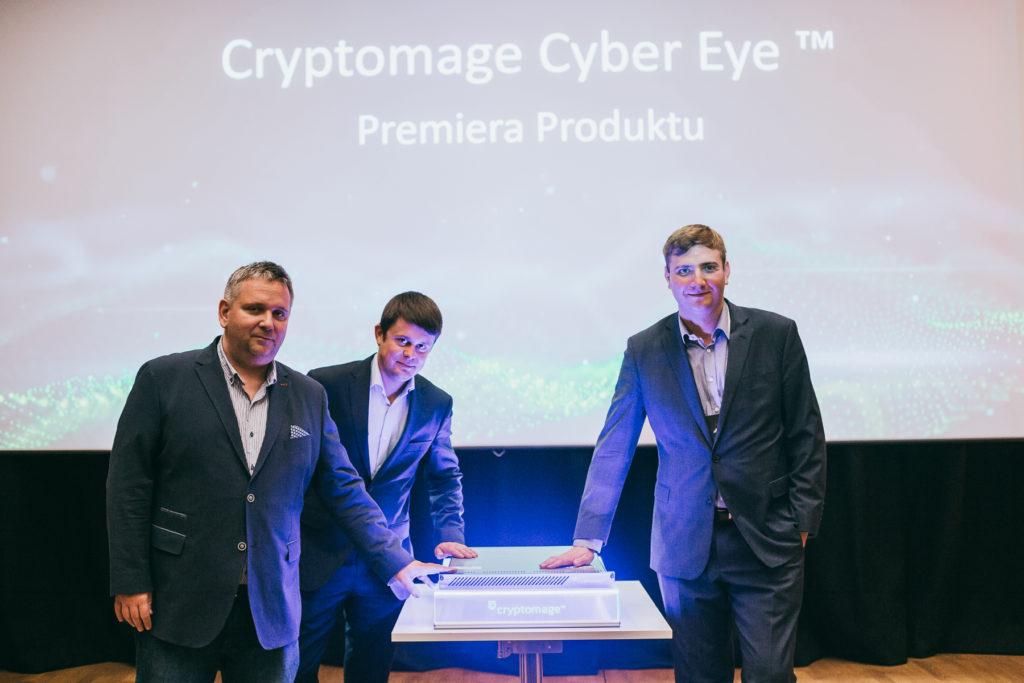 Nowa, polska sonda sieciowa Cryptomage Cyber Eye