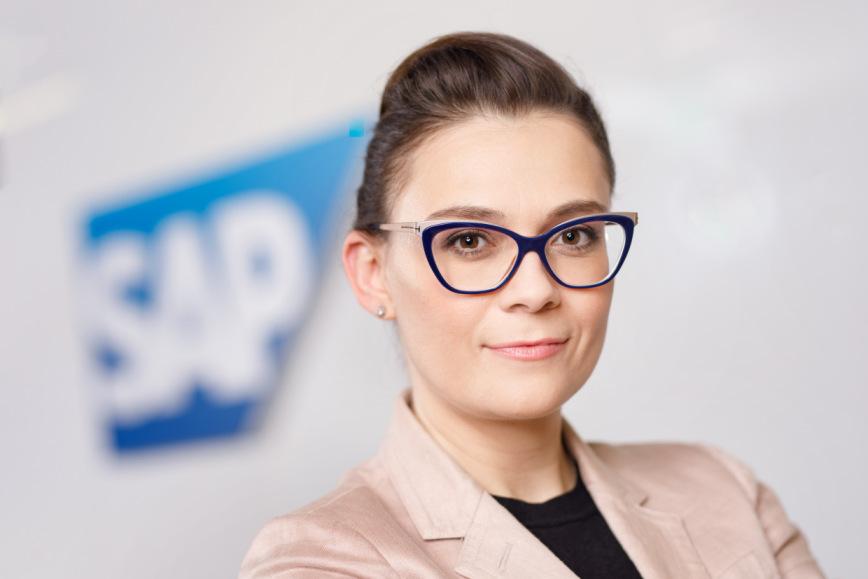 Izabela Wic wiceprezesem SAP Polska