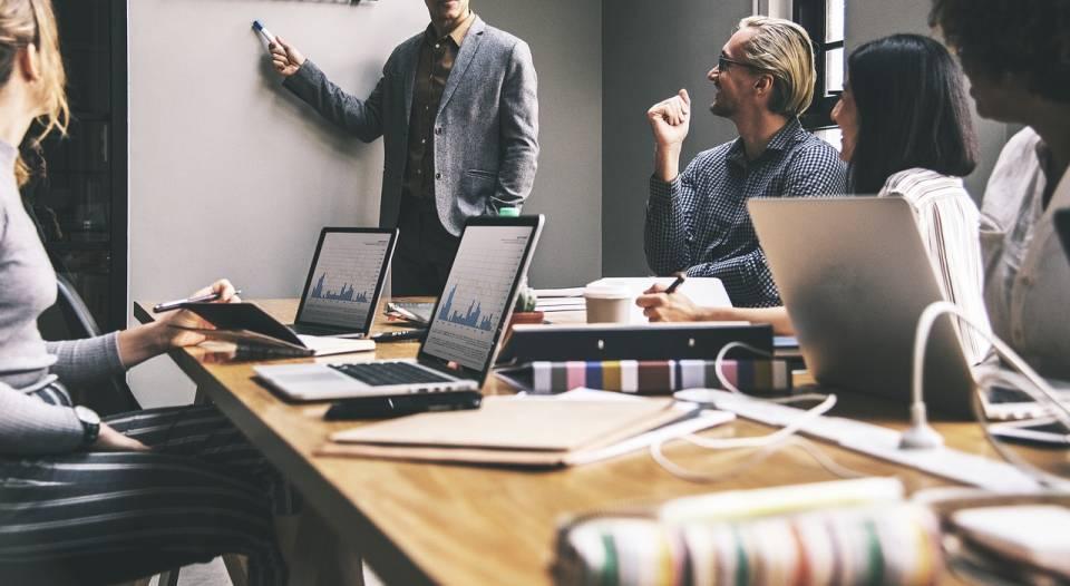 Światowy boom na oprogramowanie wspierające pracę zespołową