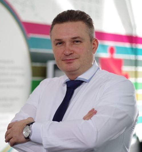 Marcin Kędzierski odpowiedzialny za budowę kanału Integratorów IT w firmie Sharp